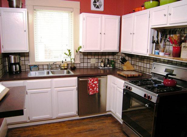 Painting Kitchen Cabinets Tos Diy