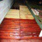 Pallet Walkway Wooden Sidewalk Ideas Pallets