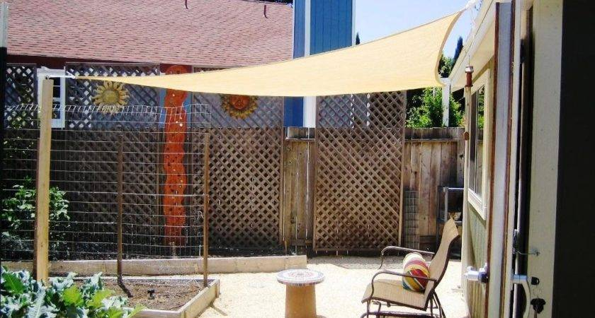 Patio Shade Ideas Inexpensive Ways Your Deck