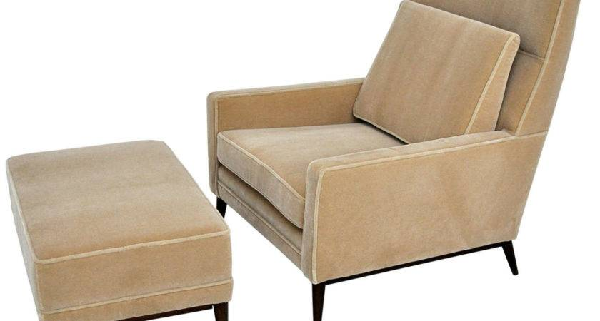 Paul Mccobb Lounge Chair Ottoman Stdibs
