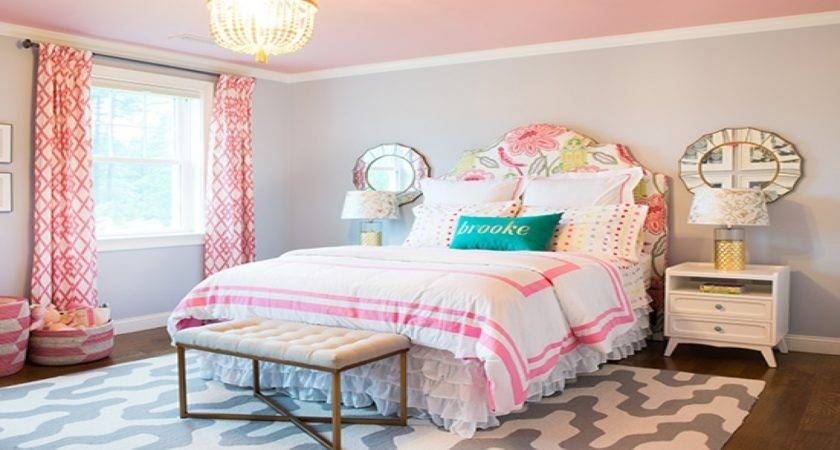 Pbteen Design Room Big Bedrooms Teenage Girls