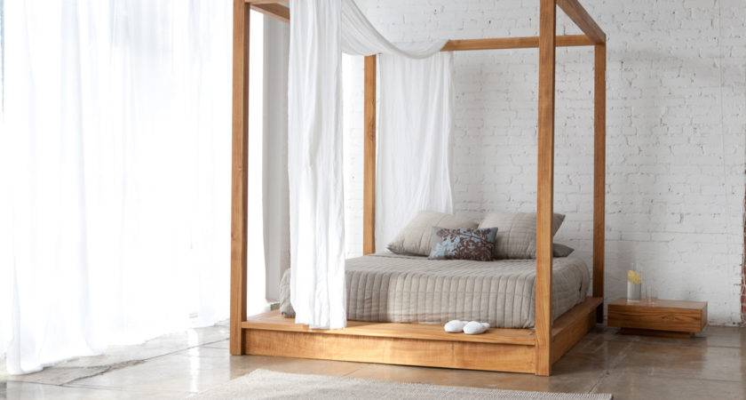 Pch Canopy Bed Mash Studios Horne
