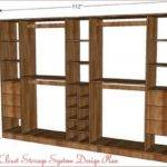 Pdf Diy Closet Organizer Plans Office