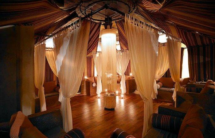 Peaceful Chic Meditation Rooms