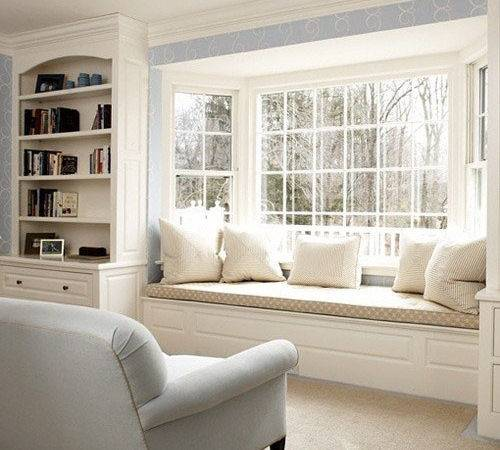 Peaceful Window Seat Ideas Your Home