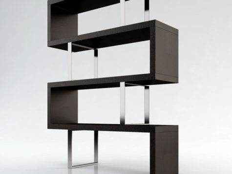 Pearl Contemporary Modern Bookcases Modloft