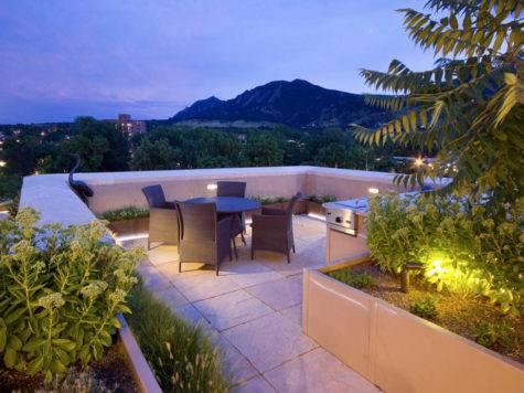 Pepp Rooftop Garden Residential Projects