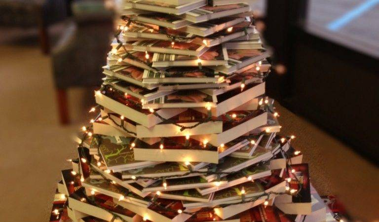 Perfect Christmas Tree Book Lovers Ambassador