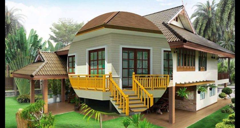 Perfect Decoration Beautiful House Design Houses Designs