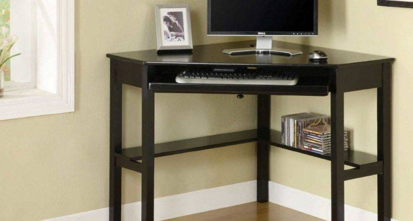 Perfect Desk Plans Small Computers