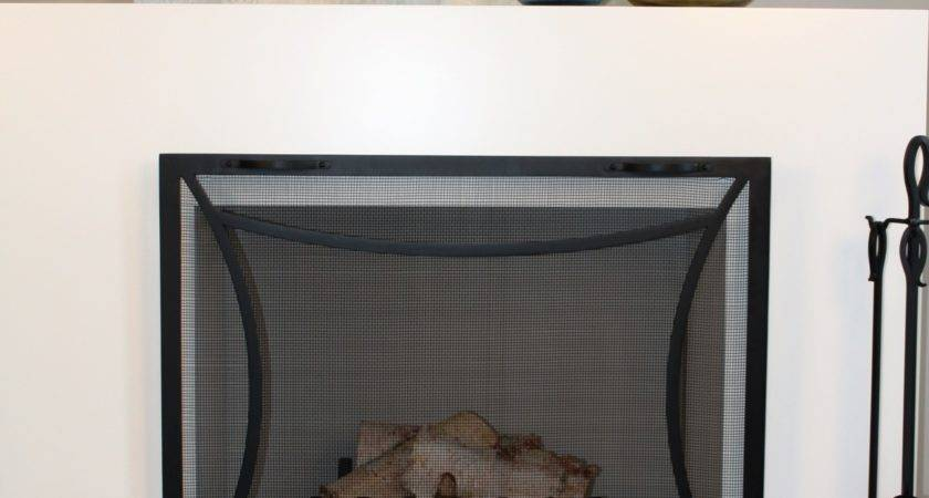 Perfect Fit Measure Fireplace Screen