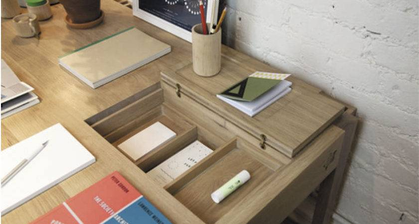 Perfect Storage Desk
