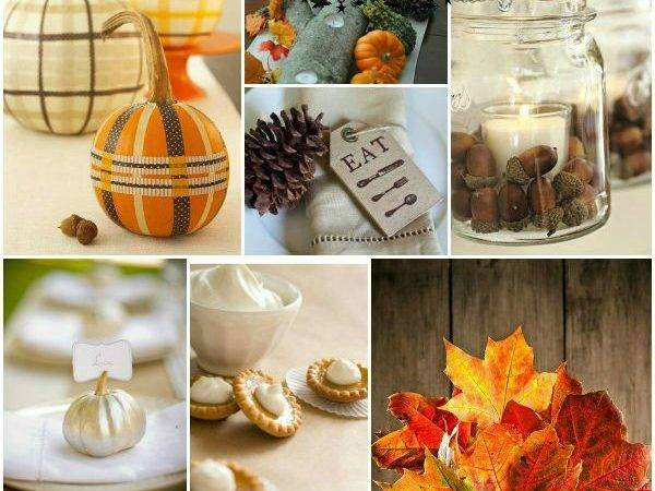 Petite Fashionista Affordable Chic Fall Decorating Ideas