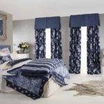 Photoof Dark Blue Bedrooms Decosee