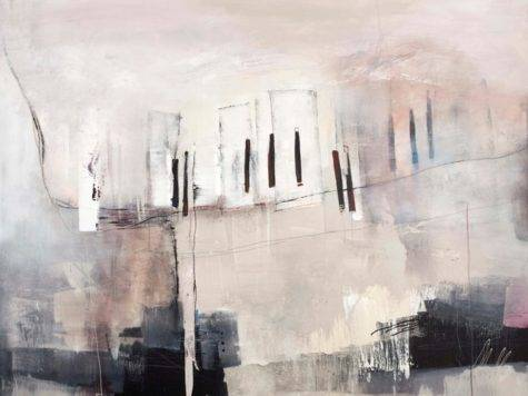 Piano Large Modern Artwork Contemporary Paintings