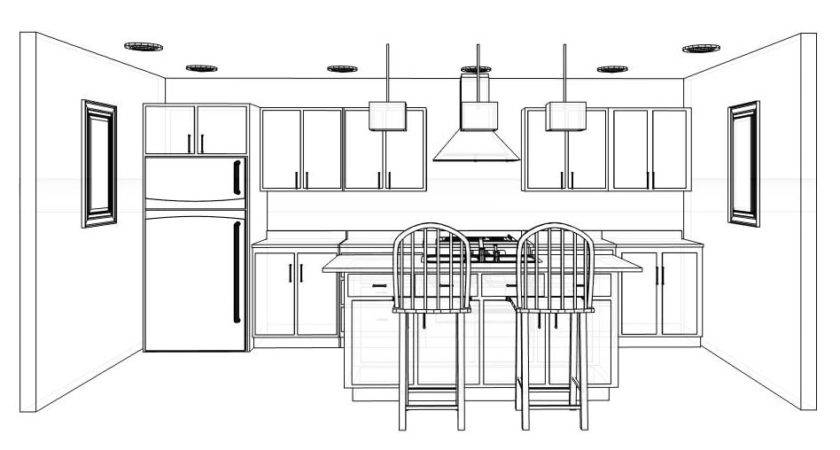 Pick Out Best Kitchen Layout Plans Bonito Designs