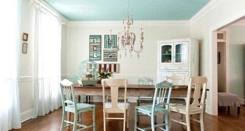 Pick Paint Colors Your Ceiling Freshome