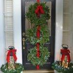 Pinterest Christmas Decorating Ideas Front Porch Photograp