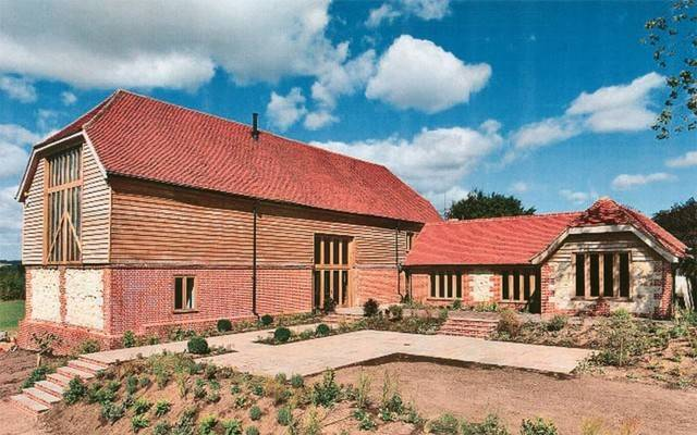 Place Farm Barn Conversion Surrey Traditional