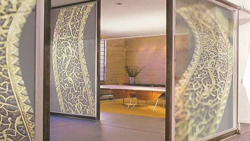 Planning Ideas Best Decorative Glass Wall Panels