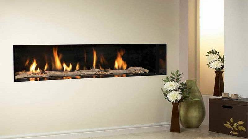 Planning Ideas High Efficiency Gas Wall Fireplaces
