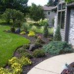 Plants Improve Landscape Home Security