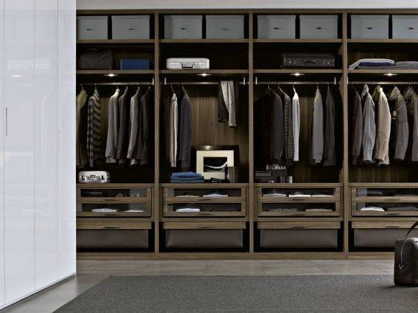 Poliform Ocean Modern Luxury Wardrobes Naples