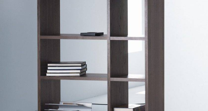 Pombol Small Contemporary Bookcase Bookcases Modern