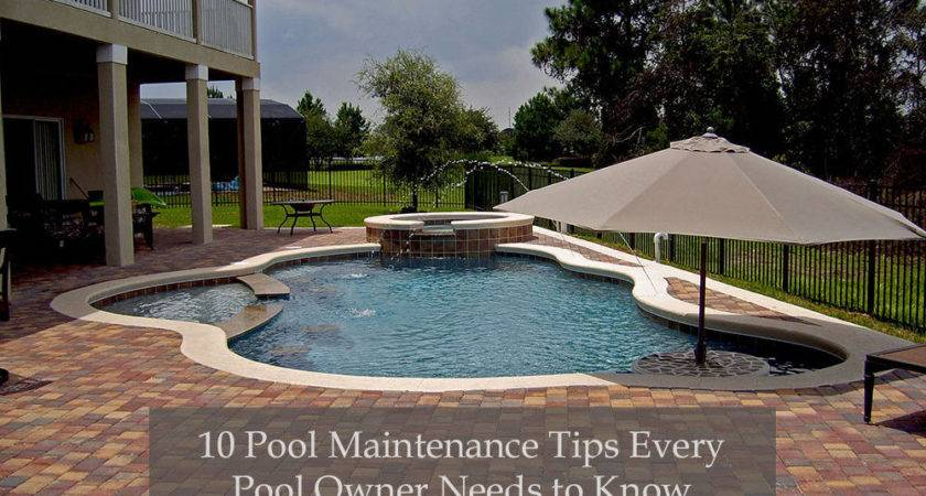 Pool Maintenance Tips Every Owner Needs Know