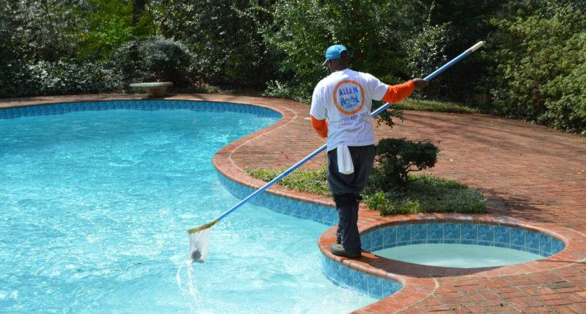Pool Maintenance Top Tips Care