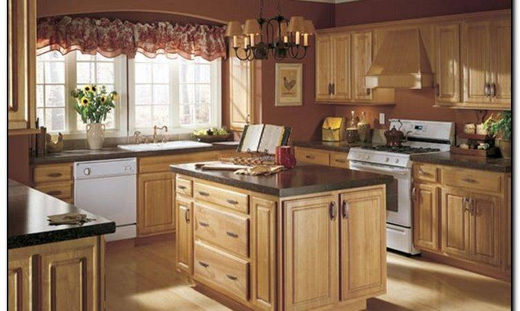 Popular Kitchen Cabinet Colors Country Paint