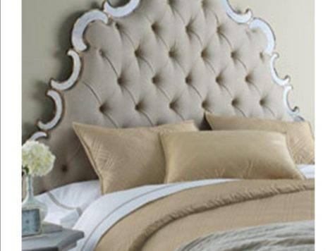 Posh Place Mirrored Headboards