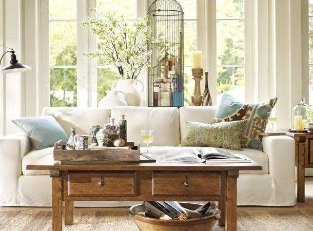 Pottery Barn Rooms Inspiration Home Design