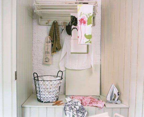 Practical Laundry Bench Classic Utility Rooms