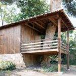 Prefab Fanshipping Container Cabin Two Tree House
