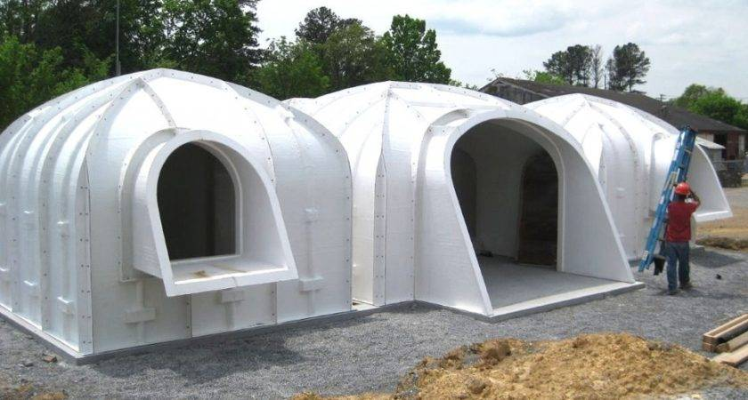Prefab Hobbit Homes Build Your Own Shire Dwelling Just
