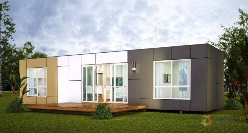 Prefab Shipping Container Homes Off Grid World