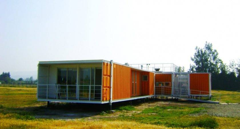 Prefab Shipping Container House Design
