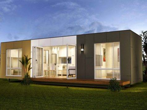 Prefab Storage Container Homes Modern Mad Home Interior