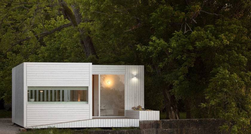 Prefab Treehouse Riga Appleton Domingos Ideasgn