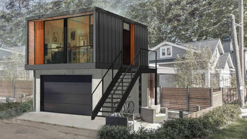 Prefabricated Homes Shipping Containers