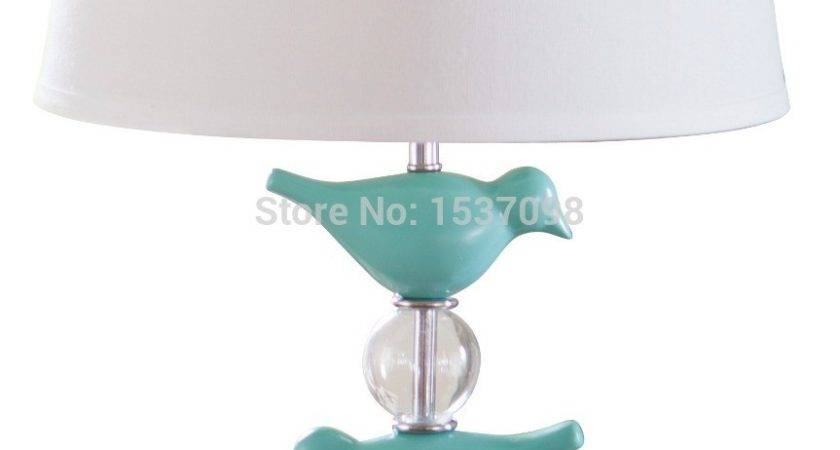 Pretty Bird Table Lamp Vintage Argos Cage