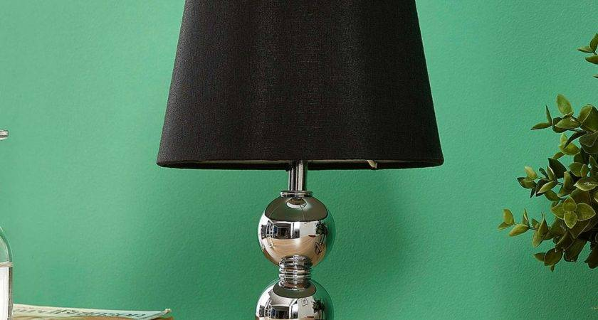 Pretty Fabric Table Lamp Minna Led Lights