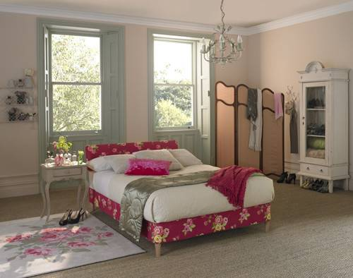 Pretty Floral Beds Layezee Brighten Your