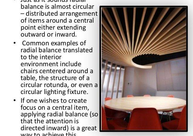 Principles Interior Design