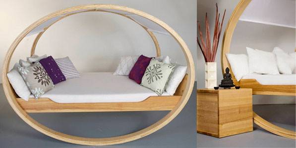 Private Cloud Rocking Bed Both Ways