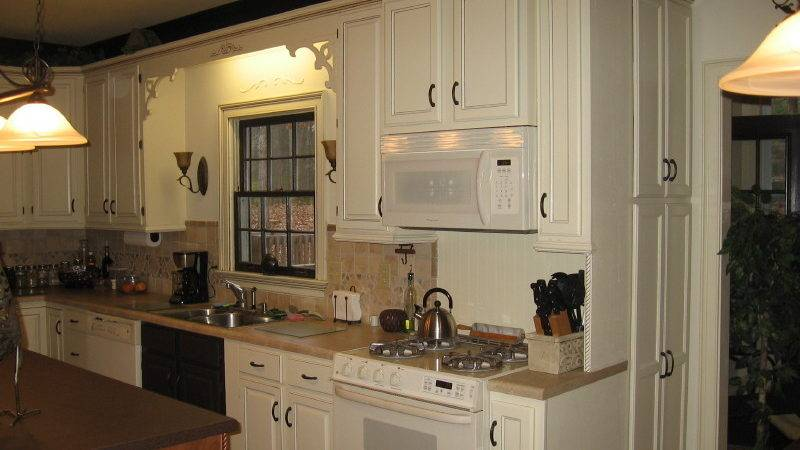 Pro Secrets Painting Kitchen Cabinets Old House