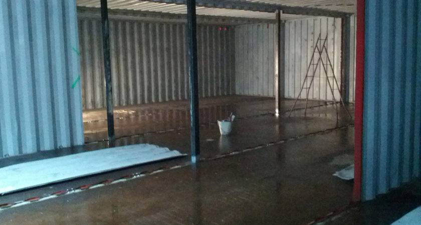 Progress Odpododpod Shipping Container House