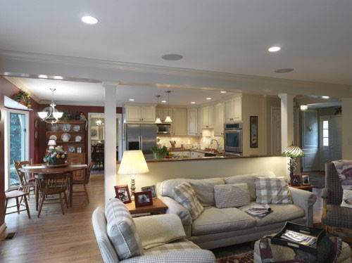 Pros Cons Open Floor Plans Case Design Remodeling