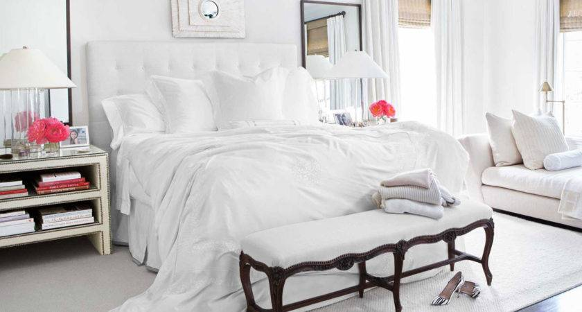 Pure White Linens Soft Muted Colors Create Dreamy